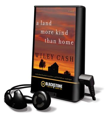 A Land More Kind Than Home [With Earbuds] (Playaway Adult Fiction) Cover Image