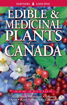 Edible and Medicinal Plants of Canada Cover Image
