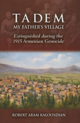 Tadem, My Father's Village Cover