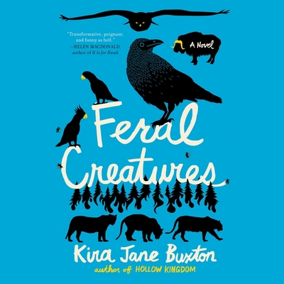 Cover for Feral Creatures