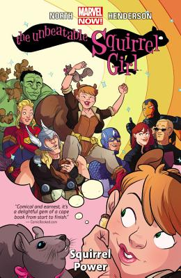 The Unbeatable Squirrel Girl Vol. 1: Squirrel Power Cover Image
