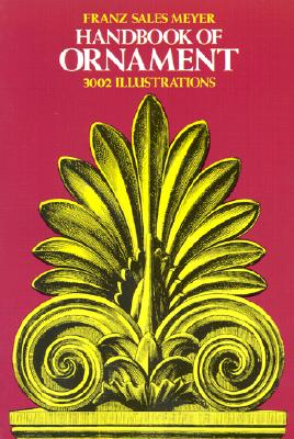 Handbook of Ornament (Dover Pictorial Archive) Cover Image