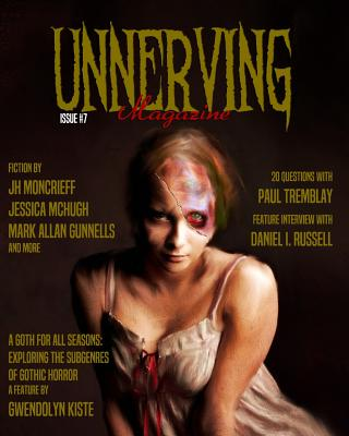 Unnerving Magazine: Issue #7 Cover Image