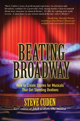 Beating Broadway Cover