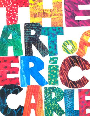 The Art of Eric Carle Cover