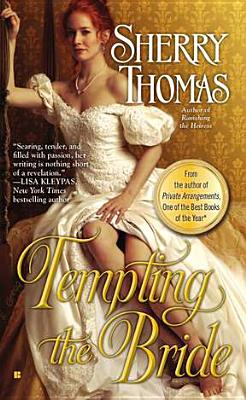 Tempting the Bride (The Fitzhugh Trilogy #3) Cover Image