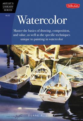 Watercolor Cover