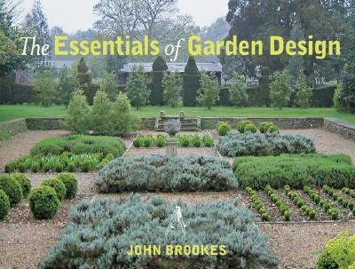 The Essentials of Garden Design Cover