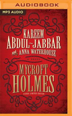 Mycroft Holmes Cover Image