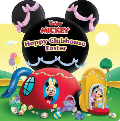 Disney Mickey Mouse Clubhouse: Hoppy Clubhouse Easter Cover Image