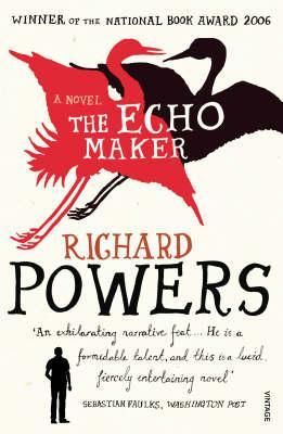 Echo Maker Cover Image