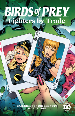 Birds of Prey: Fighters by Trade Cover Image