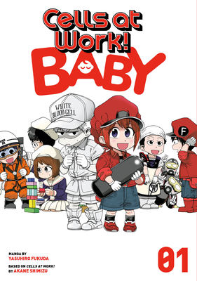 Cells at Work! Baby 1 Cover Image