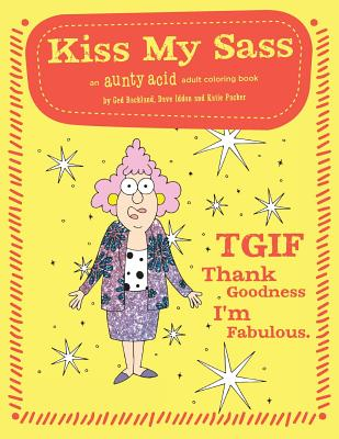 Kiss My Sass Cover Image