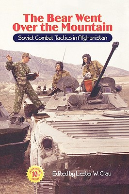 The Bear Went Over the Mountain: Soviet Combat Tactics in Afghanistan Cover Image