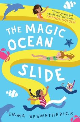 The Magic Ocean Slide: Playdate Adventures (The Playdate Adventures) Cover Image