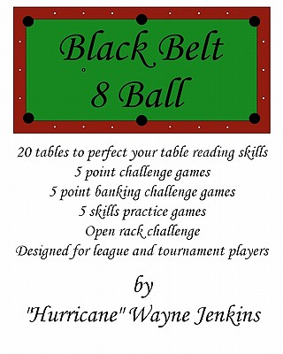 Black Belt 8-Ball Cover Image