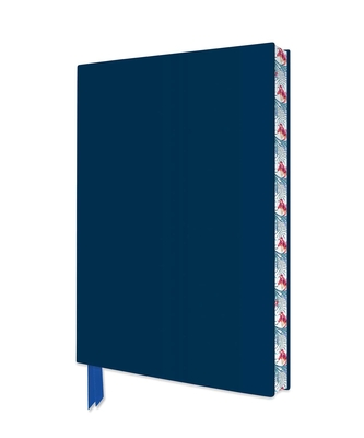 Metallic Blue Artisan Notebook (Flame Tree Journals) (Artisan Notebooks) Cover Image