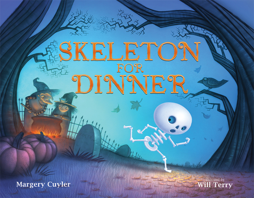 Skeleton for Dinner Cover Image