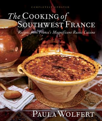 The Cooking of Southwest France Cover