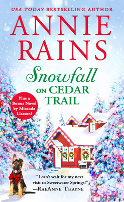 Snowfall on Cedar Trail: Two full books for the price of one (Sweetwater Springs #3) Cover Image