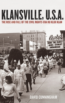 Klansville, U.S.A. Cover