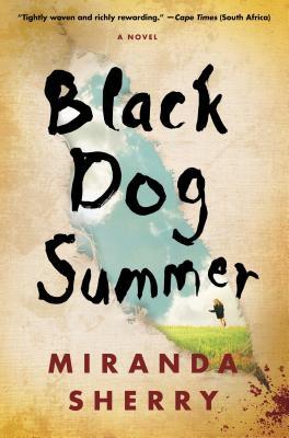 Cover for Black Dog Summer