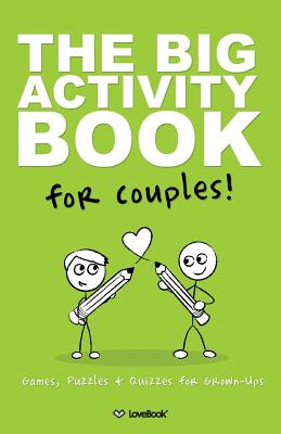The Big Activity Book For Gay Couples Cover Image