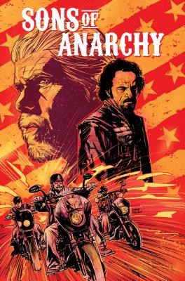 Sons of Anarchy, Volume 1 Cover