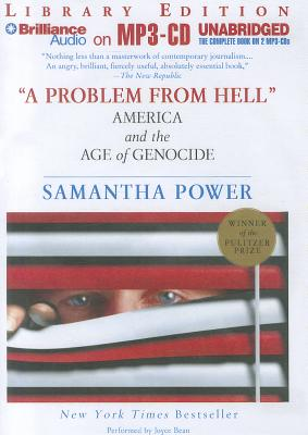 A Problem from Hell: America and the Age of Genocide Cover Image