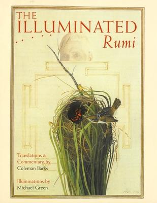 The Illuminated Rumi Cover Image