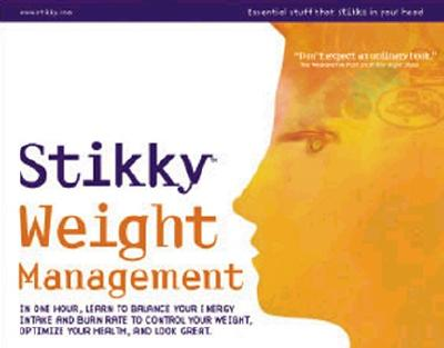 Stikky Weight Management Cover