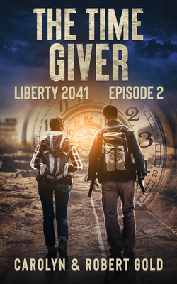 Liberty 2041: Episode Book 2 Cover Image