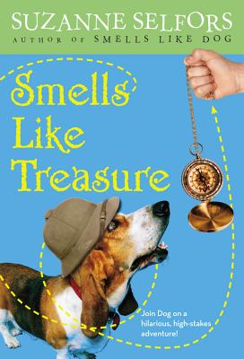 Smells Like Treasure (Smells Like Dog #2) Cover Image