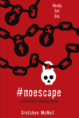 #NoEscape (#MurderTrending #3) Cover Image