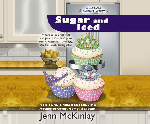Sugar and Iced (Cupcake Bakery Mysteries #6) Cover Image