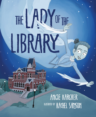 The Lady of the Library Cover Image