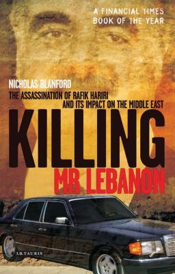 Killing Mr. Lebanon Cover