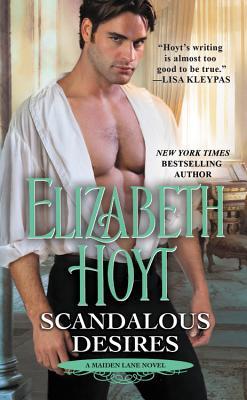 Cover for Scandalous Desires Lib/E (Maiden Lane #3)