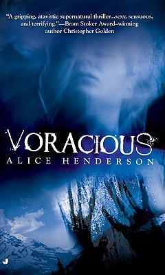 Voracious Cover