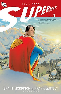 All Star Superman, Volume 1 Cover