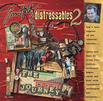Tim Holtz Distressables 2 Cover Image