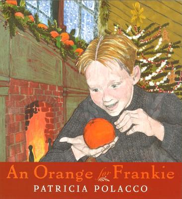 An Orange for Frankie Cover