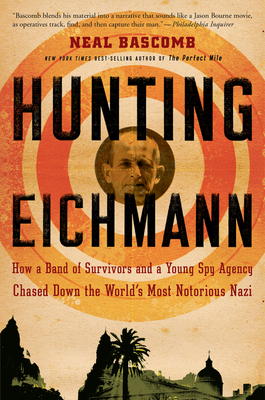Hunting Eichmann Cover