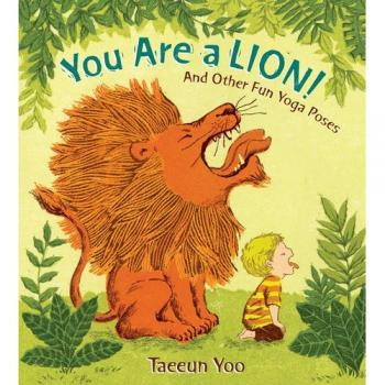 You Are a Lion! Cover