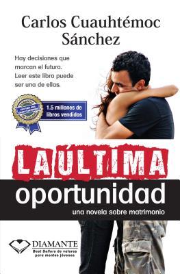 Ultima Oportunidad Cover Image