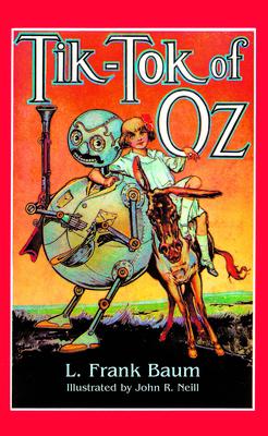 Tik-Tok of Oz (Dover Children's Classics) Cover Image