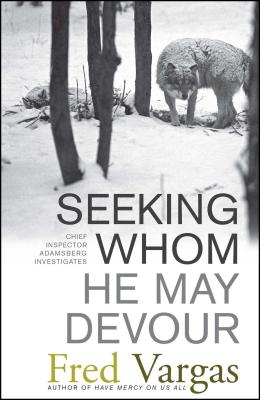 Seeking Whom He May Devour Cover