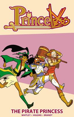 Princeless Volume 3: The Pirate Princess (Princeless Tp #3) Cover Image
