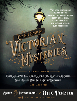 The Big Book of Victorian Mysteries cover